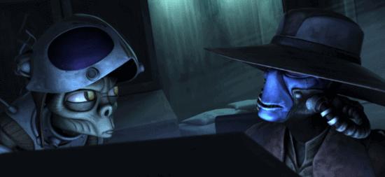 cad bane holocron heist clone wars