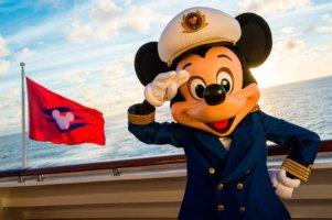 captain mickey disney cruise line