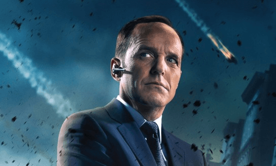 Clark Gregg as Agent Phil Coulson in The Avengers