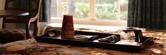 coffee maker at disney resorts