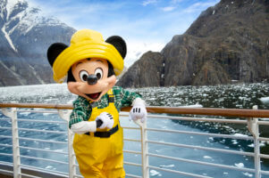 disney cruise line alaska mickey mouse