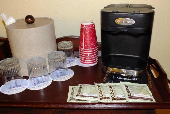cuisinart coffee pod machine disney world