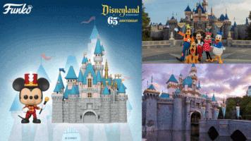 Disneyland Mickey Funko Pop