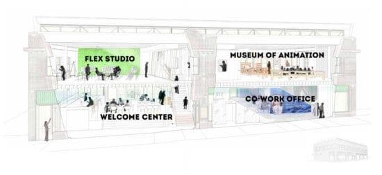 future walt disney studios museum kansas city