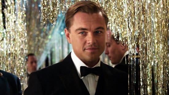 great gatsby curtains leonardo dicaprio