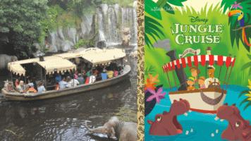 Little Golden Book Jungle Cruise