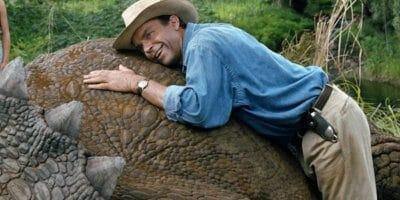 Jurassic Park Dr. Grant