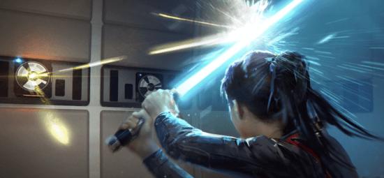 lightsaber training galactic starcruiser