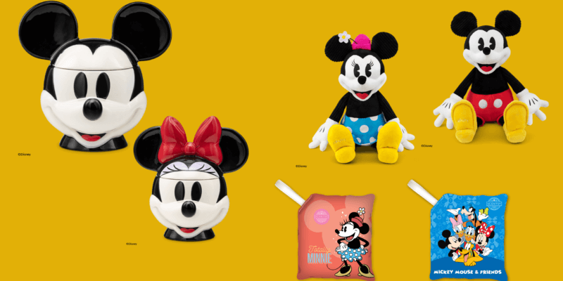 Mickey & Friends Scentsy collection