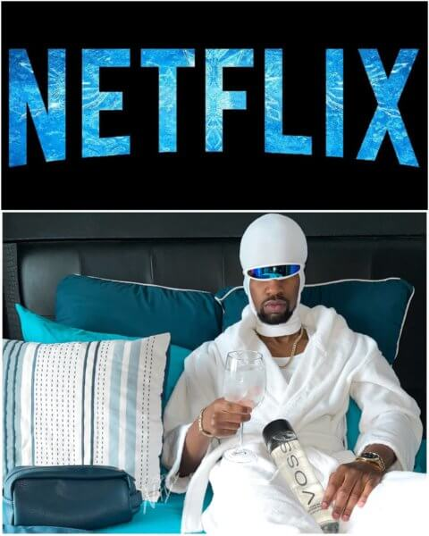 netflix and chill frozone