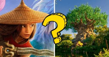Raya and the Last Dragon Animal Kingdom featured image