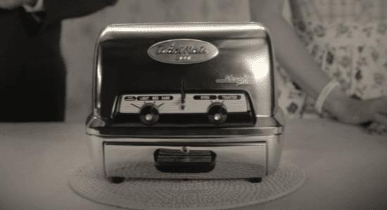 WandaVision Toaster