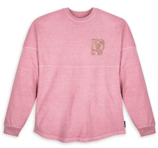 Walt Disney World rose gold spirit jersey