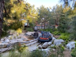 Dca Grizzly river run drained