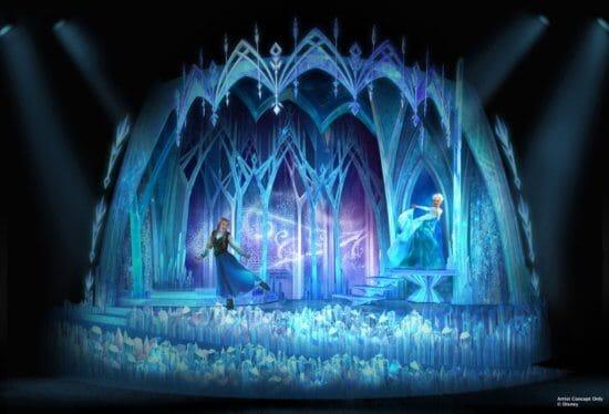 Frozen A Musical Invitation