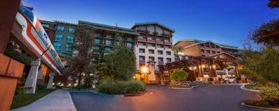 Grand Californian DVC Villas