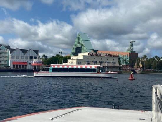 disney friendship boat