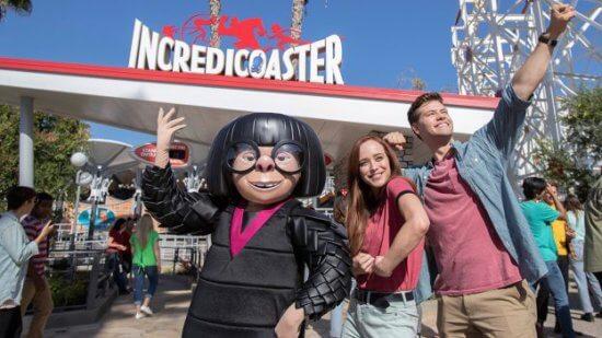 Incredicoaster Characters