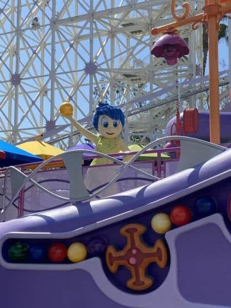 Joy Pixar Pier