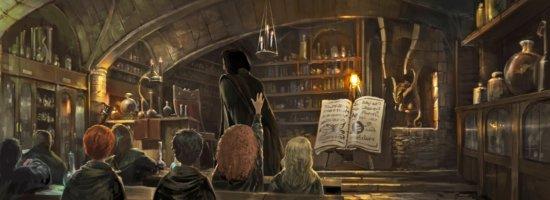 Harry Potter Potions