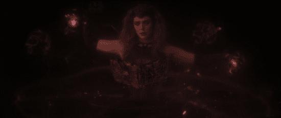 Wanda in the final episode