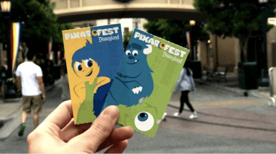 pixar fest tickets at disney california adventure