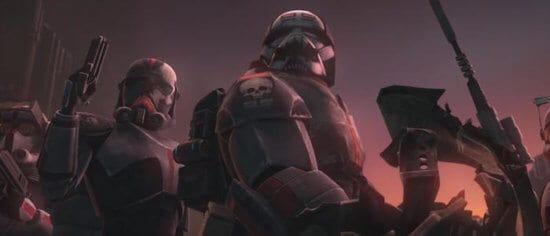 star wars the clone wars the bad batch trooper