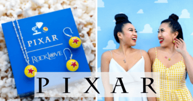 Pixar X RockLove collection featured image