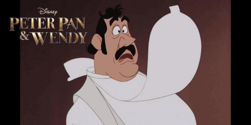 Mr Darling Peter Pan remake