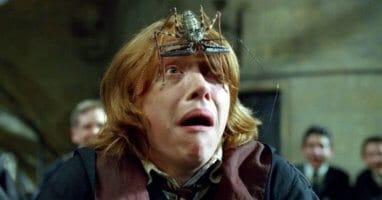 Ron Weasley Harry Potter