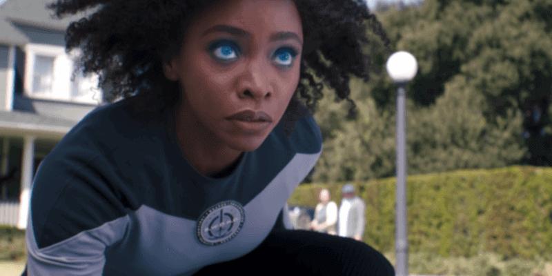 Monica Rambeau in 'WandaVision' in Episode 7