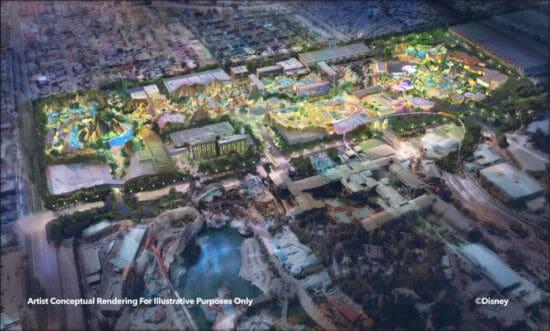 disneyland third theme park