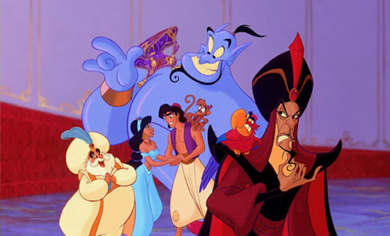 fans want aladdin tv series for Disney+