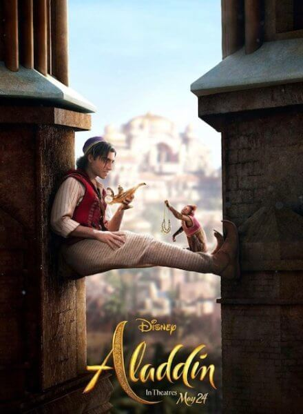 live action aladdin is on disney+ but not the tv series