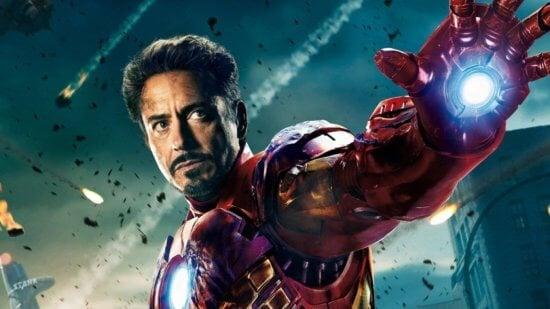 Tony Stark and Wanda Maximoff