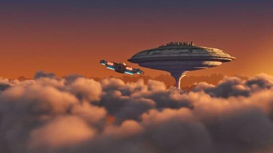 cloud city lost treasure