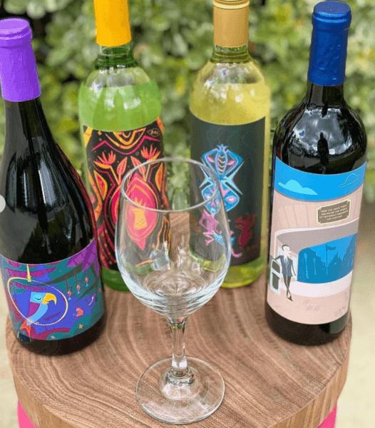 Disney Wine