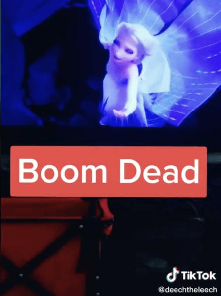 elsa is dead fan theory