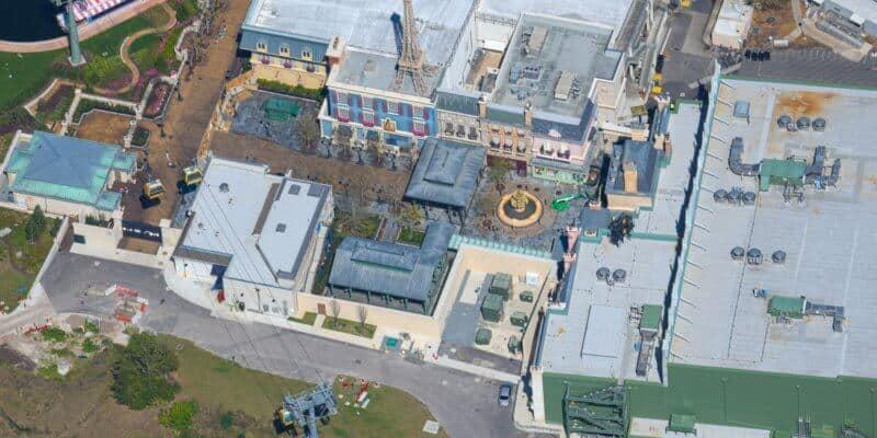 EPCOT France Pavilion Expansion