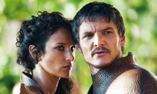 game of thrones indira varma and pedro pascal