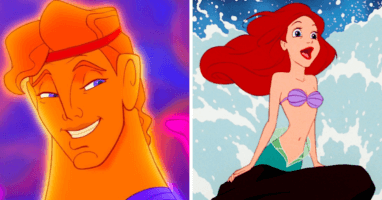 hercules and ariel are cousins header