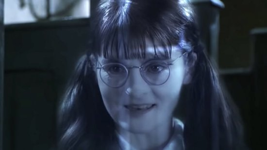 Moaning Myrtle Daisy Ridley