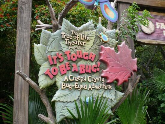 It's Tough to be a Bug FastPass