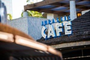 jurassic Cafe