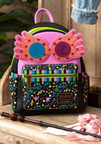Loungefly Luna Lovegood mini backpack