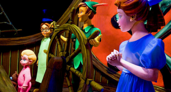 peter pan's flight could face changes due to sensitive material