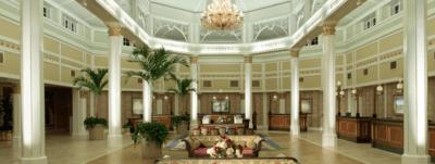port orleans riverside lobby