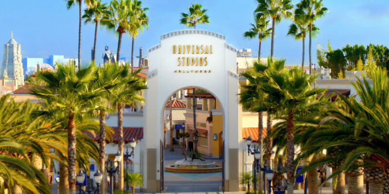 Universal hollywood Reopening