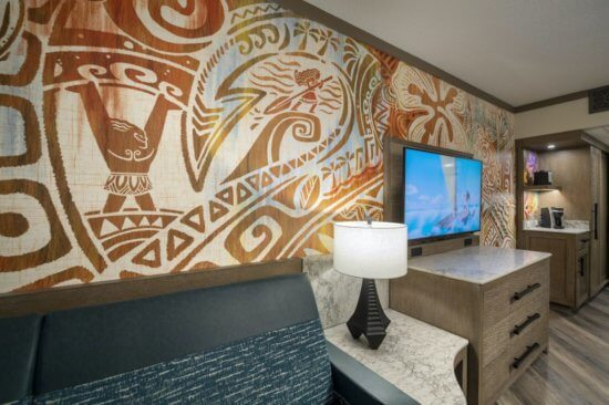 polynesian rooms