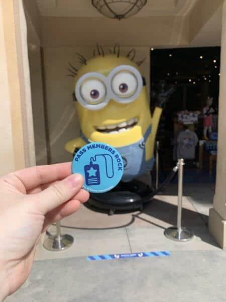 universal studios hollywood pass member preview
